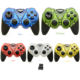 New USB Wired Gamepad Double Shock Game Pad Joystick Joypad Controller for PC Computer Laptop for windowsXP/7/8/10