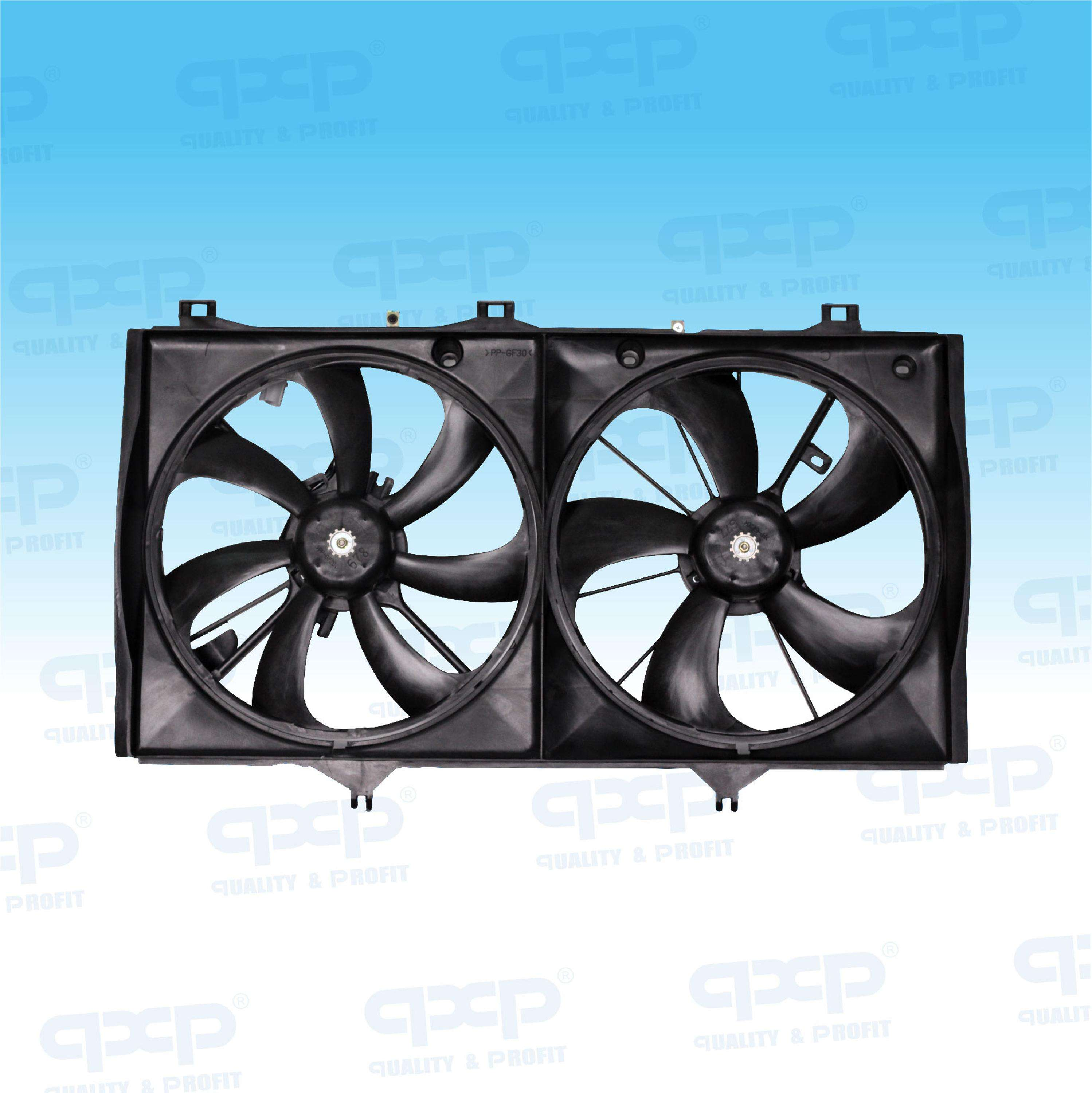 High quality CAMRY DC axial fan, cooling fan