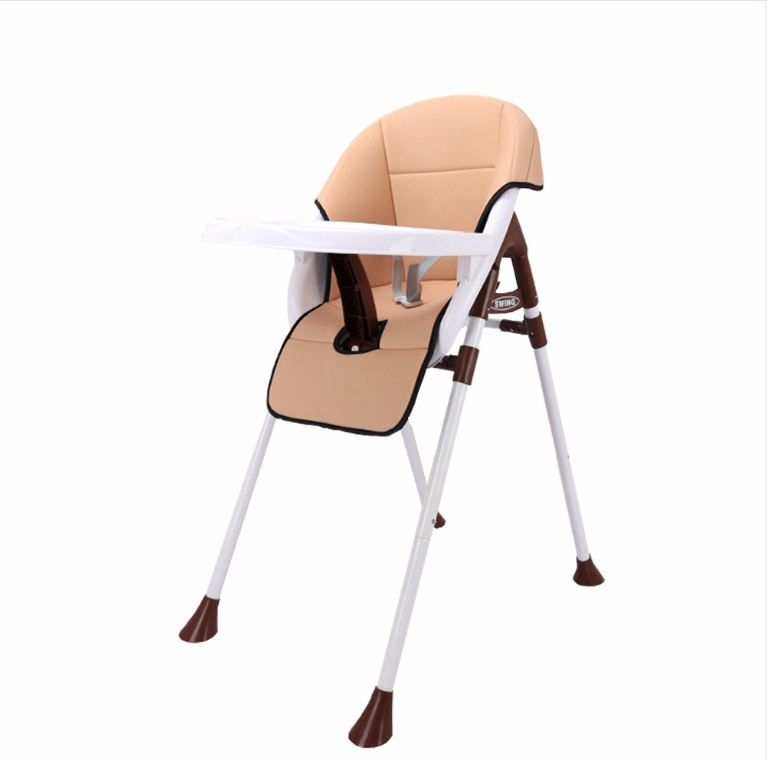 2019 Hot Sale Kids Table Stool Eating Feeding Plastic Baby High Chair