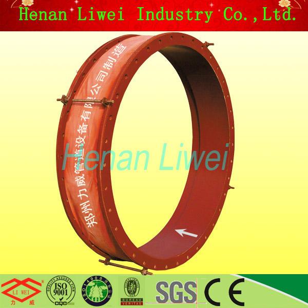 round fiber fabric compensator