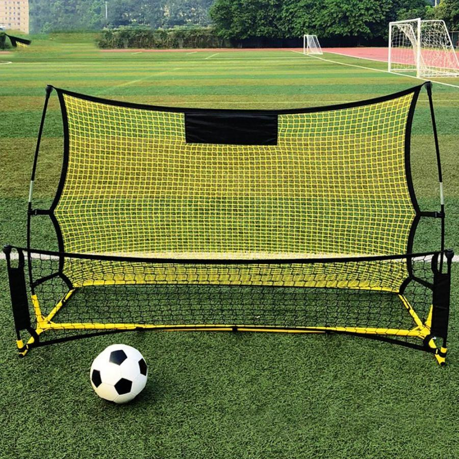 Intop Custom Double sided Rebound Football Training Goal Soccer Rebound Goal With Cheap Price