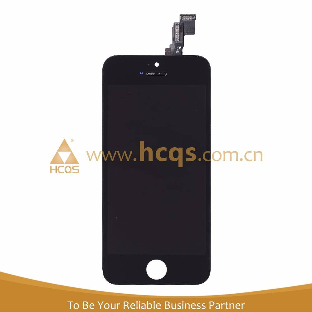 Cell phone LCD digitizer with parts for iphone 5C For iphones 5C sale cheap LCD digitizer IPS for iphone 5C LCD