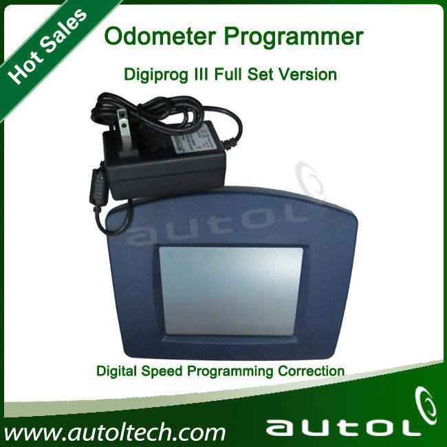 profesional digiprog iii obdmeter programador digiprog 3 kilometraje corrección de nuevo la liberación completa del software