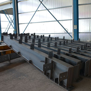 Q345B Q235 Structural carbon steel profile Steel H Beams