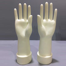 cheap plastic jewelry display mannequin hand for glove