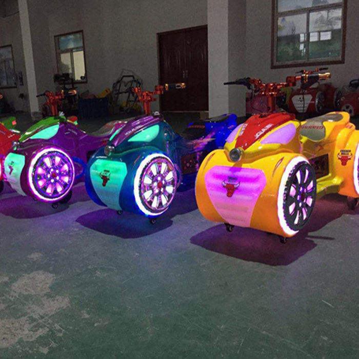 Popular abroad Indoor or outdoor amusement park ride on car prince motor battery car for children, electric car for kids