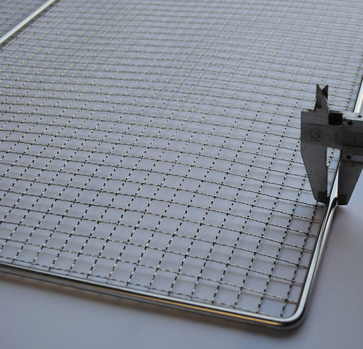Stainless Steel 304 baking grid
