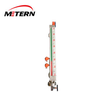Chutes, หม้อไอน้ำและ steam turbine magnetic float level meter