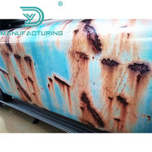 Stickerbomb Rust Vinyl Film Camouflage Foil Wrap Rusty Car Motorbike Scooter Vehicle Sticker Wrapping