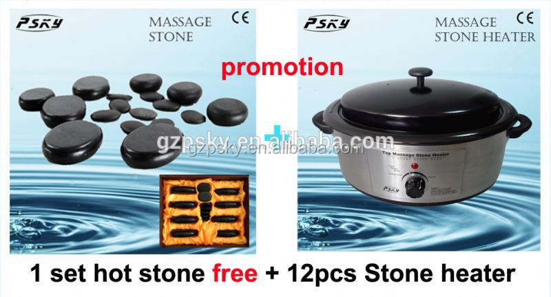 Massage Electric Hot Stone Sets High Quality and Best Price