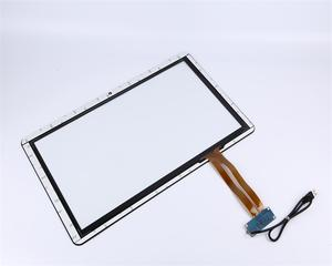 Neue produkt 2017 elektronische display touchscreen bord
