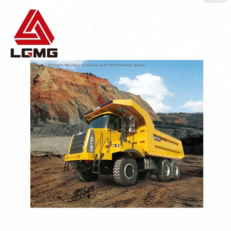 LGMG CMT106 38000 kg popolare 6x4 off road luce olio duty camion trasportatore
