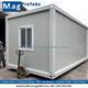 Foshan 20ft Container Van House/ Site Office/ Worker Quarters