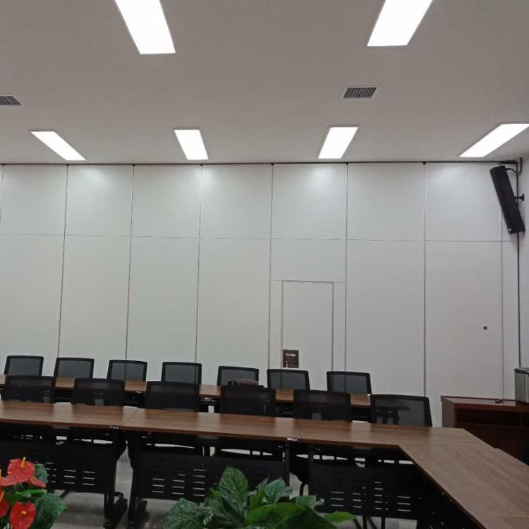 China Manufacturer Aluminum profile Office Partition Wall Soundproof Panel