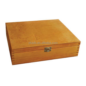 Customized Size wooden box 10x10