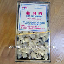 Dental Material Supplies Porcelain Teeth Anterior and Posterior Temporary Crown