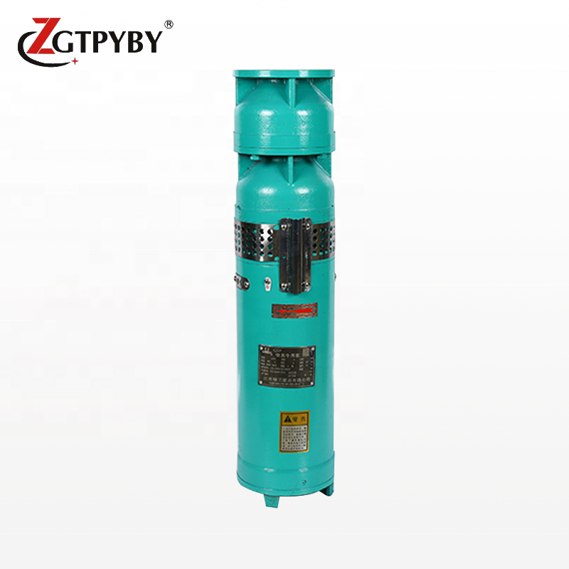 high pressure submersible water pump for fountain electric motor driven centrifugal pumps with high quality