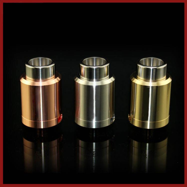2016 yeni elektronik sigara 24mm Çapsız sınırsız kennedy 24 rda 1: 1 klon yağ oğlan e cig thor atomizer