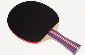 Cheap DHS 1002 1006 pips-in Rubber 1 Star Set Ping Pong Bat Racket table tennis paddle
