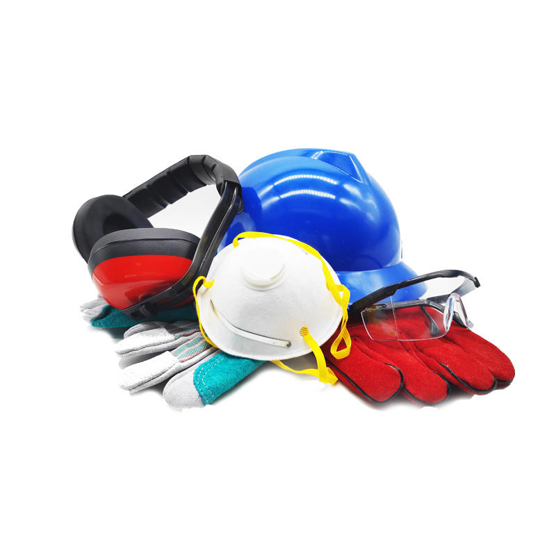 Industrial Construction PPE safety equipment