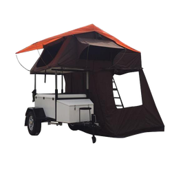 China good utility folding off-road camping travel trailers