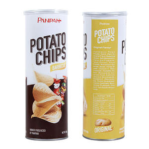 Panpan vietnam food export products potato chip