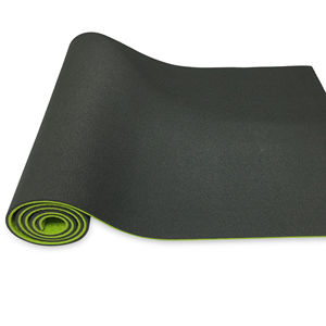 TOPKO Eco-friendly exercise custom logo anti slip Multi-color available High Density Yoga Mat