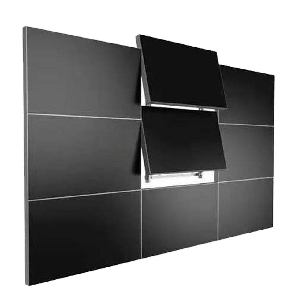 55インチ4K Panel 2X2 3 × 3 Processor Videowall Controller Advertising Screen DIDディスプレイLCDビデオウォール