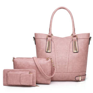 Trend Ladies Handbags Set Women Gender Online Shopping Bags Handbags