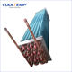 Copper Tube and Fin Material and Refrigeration Parts Application Evaporator of Copper