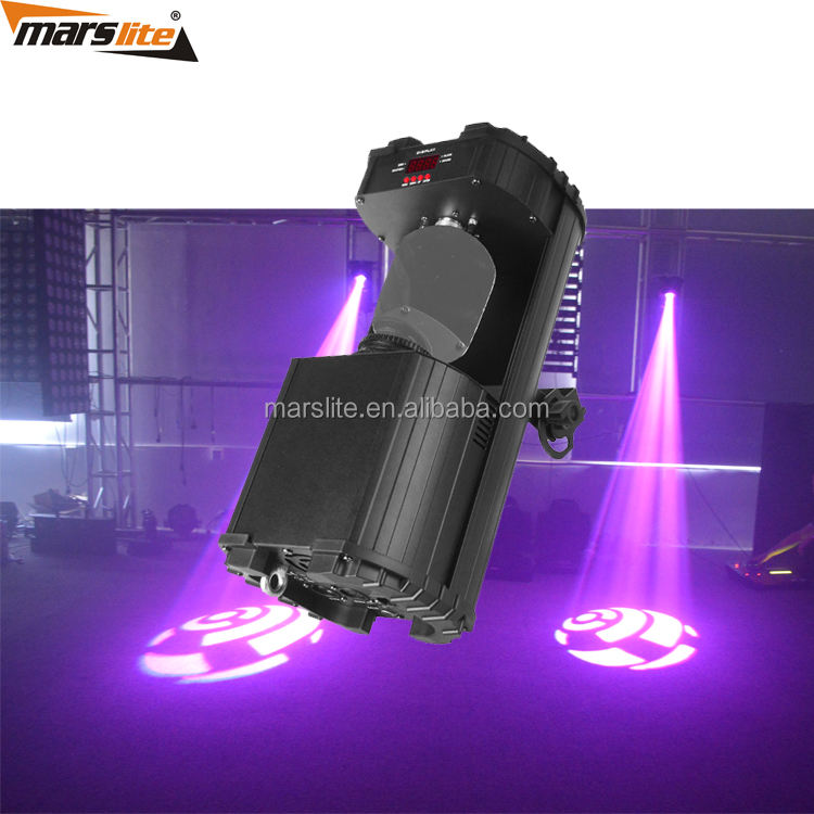 2020 guangzhou marslite high quality 30W LED Scanner 8 colors + gobos + spot stage lighting