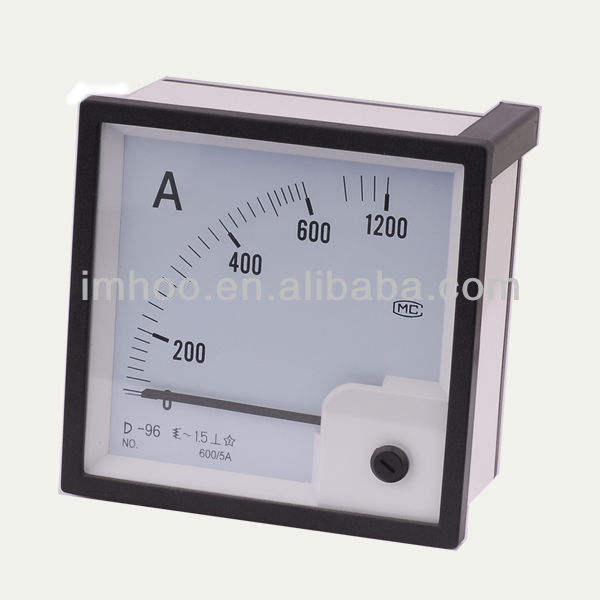 96 Moving <span class=keywords><strong>Eisen</strong></span> AC Amp meter ac <span class=keywords><strong>analog</strong></span> amperemeter mit gleichrichter