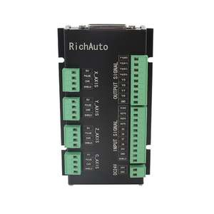 Woodworking machine 4 axis richauto A18 cnc router dsp controller