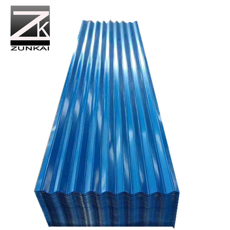 Prepainted Steel Roofing Sheet sound proof heat proof in germany dubai