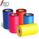 Custom size color thermal transfer banner ribbon