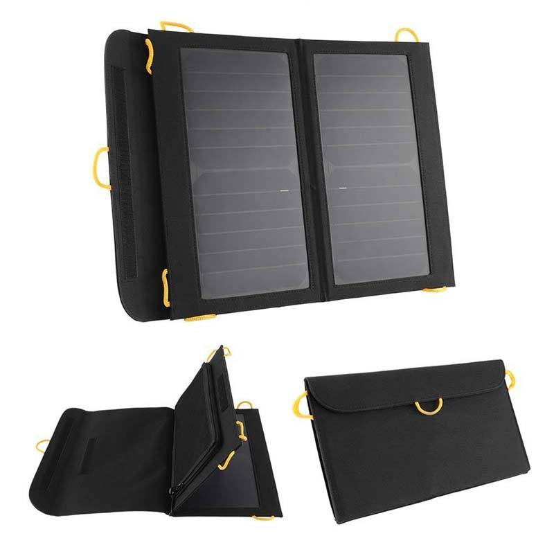 12 Months Warranty Best Selling High Efficiency 13W Solar Charger