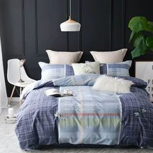 2018 new design high quality bedsheets bedding set
