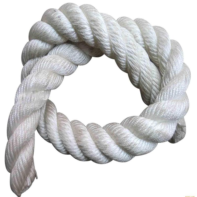 12mm Diameter Manila 3 Strand High Tenacity Polypropylene Rope Swing Rope