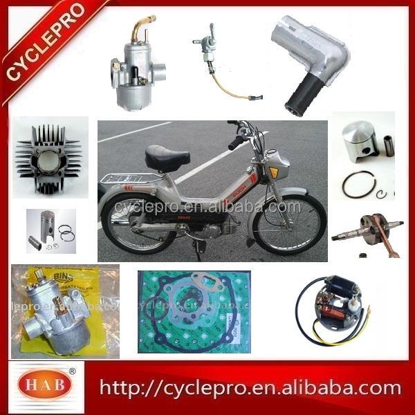 Ciclomotor Puch MAXI Puch partes Piezas De La Motocicleta