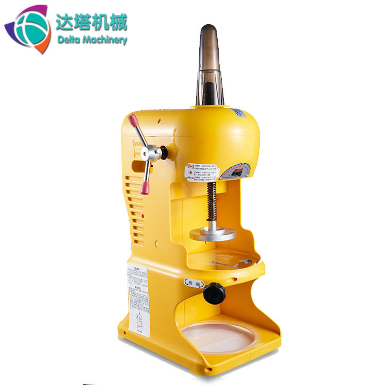 electric snow ice shaver machine continuous ice making machine 110v 220v customize commercial drink shop equipment