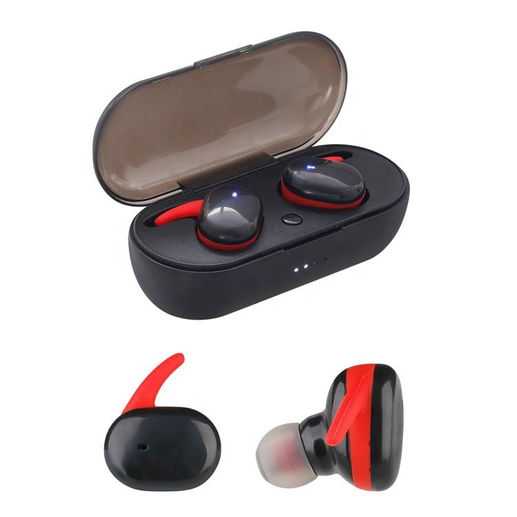 5.0 wireless earbuds 3d stereo 72h playtime alexa ear bud