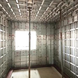 new green concrete wall formwork system suppliers in China