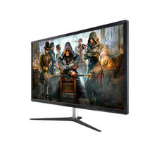 Gaming Monitor 24 Inch Frameless 1080P Computer PC Gamer Monitor 144hz