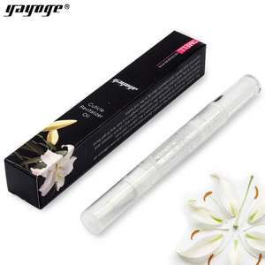 Newest Nail Accessary Gel Pen Private Label Cuticle Oil