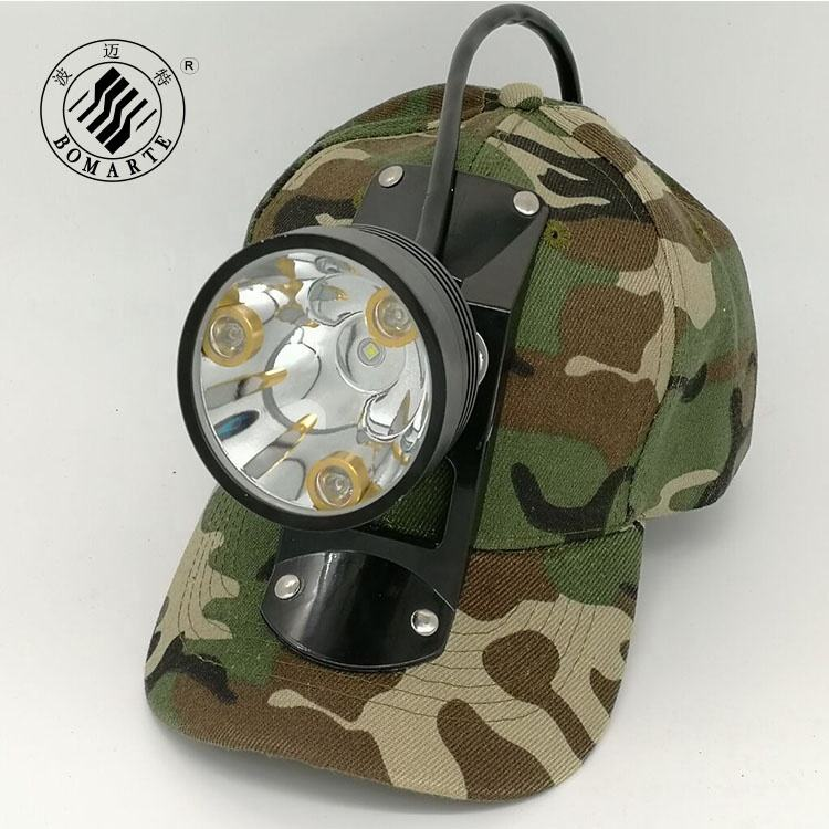 6 lighting Mode Outdoor Gear, 80000 LUX LED Hunting head Light , Red+Green+Amber Led Hunting headlamp Cap light