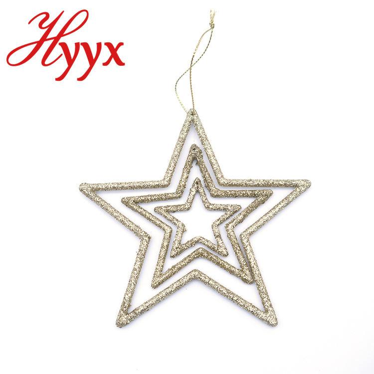 HYYX di Alta Qualità Su Misura Colore cristmas decorazione albero