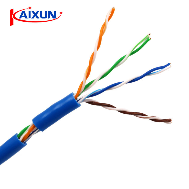 Utp/Ftp/Sftp 4 Paar Twisted Utp Cat5e <span class=keywords><strong>Cat6</strong></span> Lan Kabel 305 M <span class=keywords><strong>Doos</strong></span>