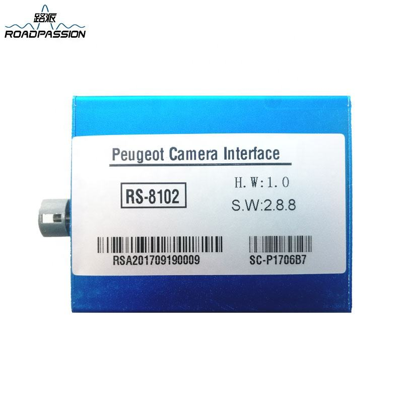 Peugeots 208 308 508 408 Car Original Multimedia Video interface For Carplay