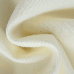 Organic Jersey Cotton 100 Cotton Laminated Cotton Fabric with 0.02mm TPU Membrane