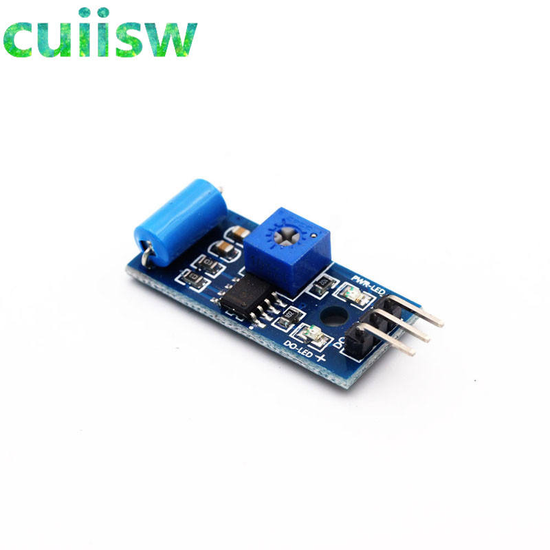 High Quality SW-420 Normally Closed Alarm Vibration Sensor Module Vibration Switch SW420